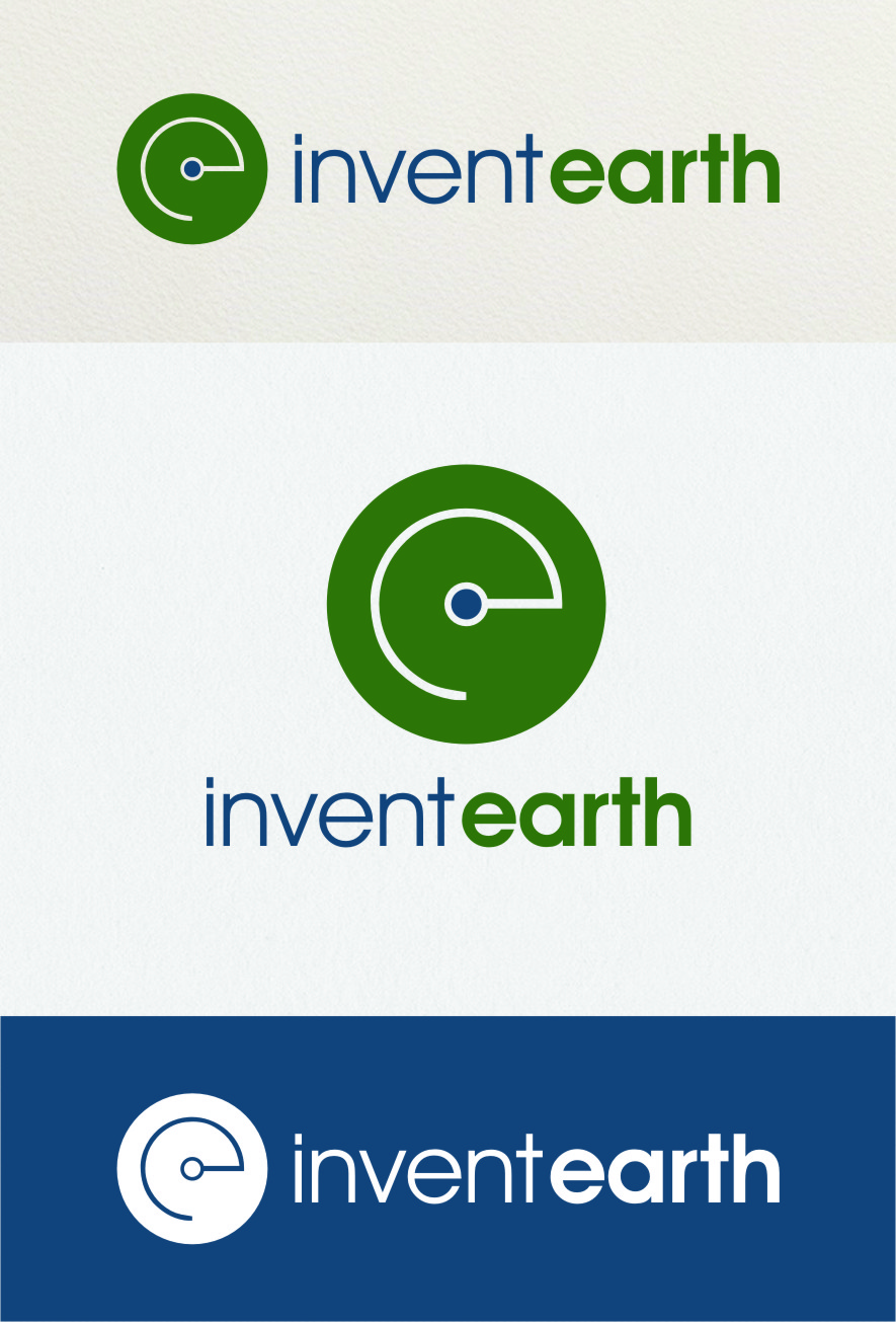Logo Design by Ngepet_art - Entry No. 126 in the Logo Design Contest Artistic Logo Design for Invent Earth.