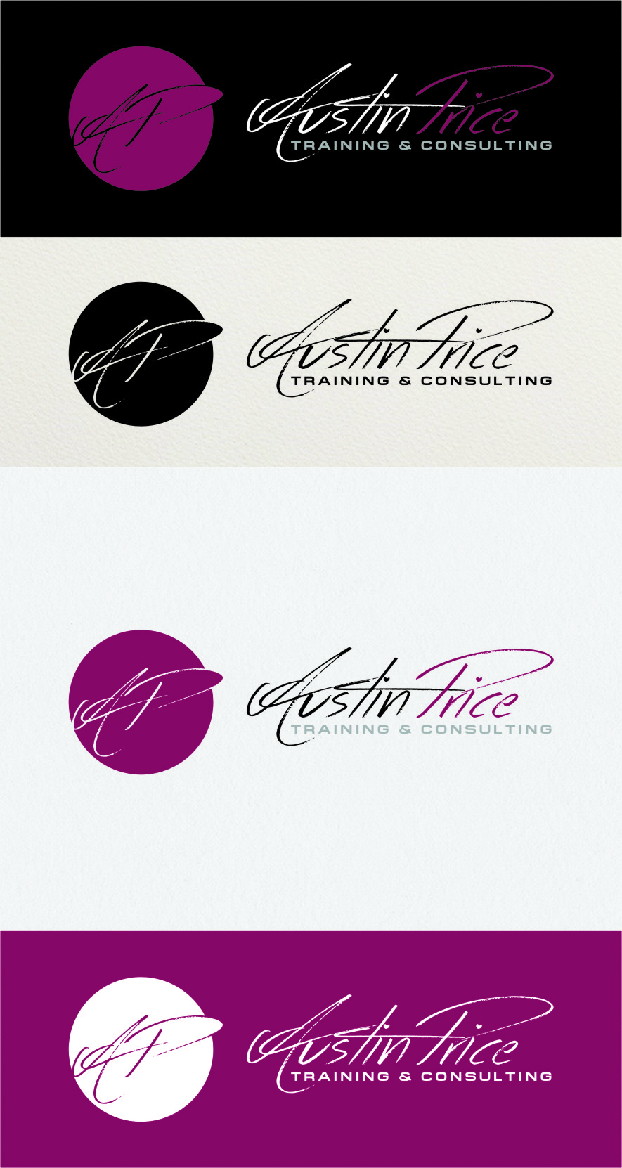 Logo Design by Ngepet_art - Entry No. 166 in the Logo Design Contest Artistic Logo Design for Austin Price Advisory.