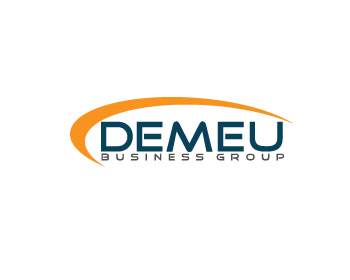 Logo Design by Private User - Entry No. 90 in the Logo Design Contest Captivating Logo Design for DEMEU Business Group.