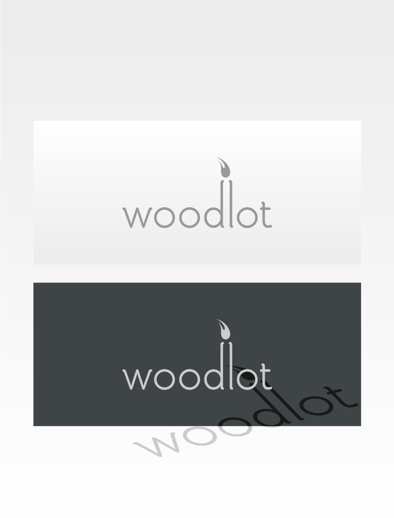 Logo Design by Atik Atulumamah - Entry No. 24 in the Logo Design Contest Fun Logo Design for woodlot.