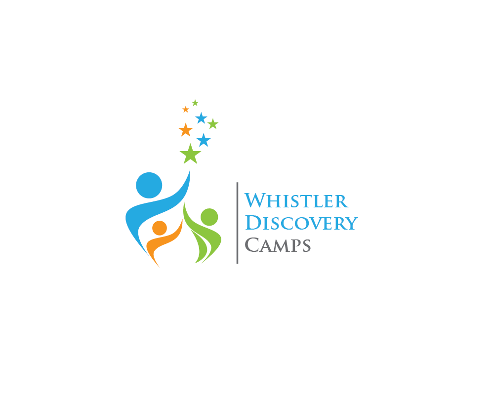 Logo Design by roc - Entry No. 4 in the Logo Design Contest Captivating Logo Design for Whistler Discovery Camps.