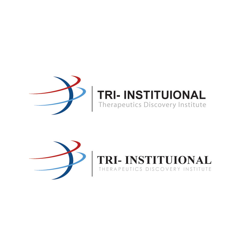 Logo Design by Private User - Entry No. 127 in the Logo Design Contest Inspiring Logo Design for Tri-Institutional Therapeutics Discovery Institute.