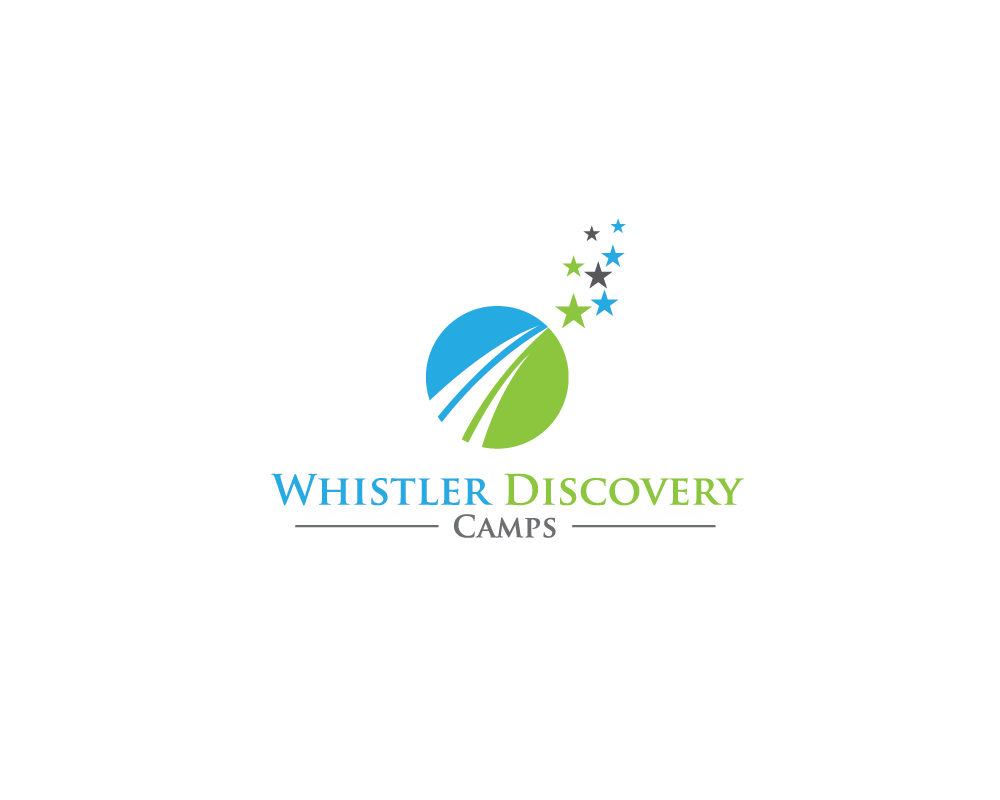 Logo Design by roc - Entry No. 5 in the Logo Design Contest Captivating Logo Design for Whistler Discovery Camps.