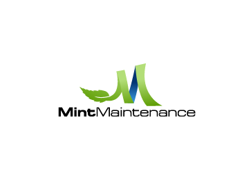 Logo Design by Private User - Entry No. 217 in the Logo Design Contest Creative Logo Design for Mint Maintenance.