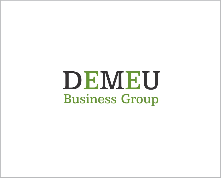 Logo Design by Private User - Entry No. 91 in the Logo Design Contest Captivating Logo Design for DEMEU Business Group.