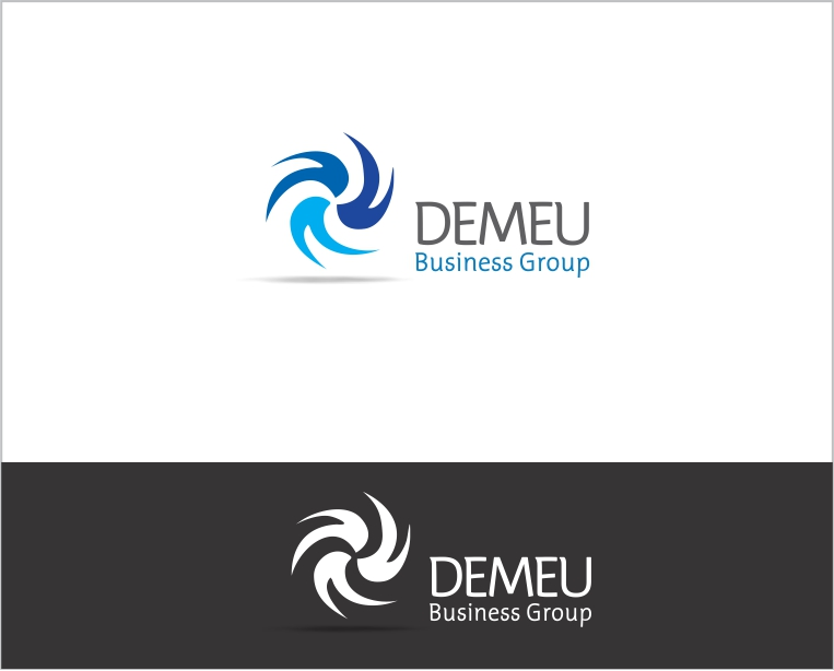 Logo Design by Private User - Entry No. 93 in the Logo Design Contest Captivating Logo Design for DEMEU Business Group.