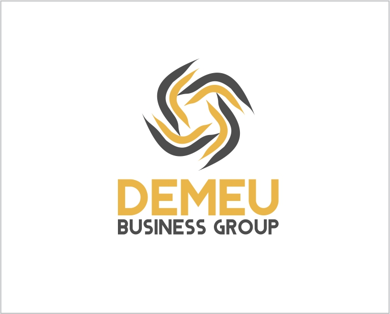 Logo Design by Private User - Entry No. 94 in the Logo Design Contest Captivating Logo Design for DEMEU Business Group.