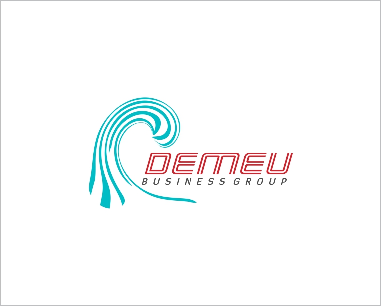Logo Design by Private User - Entry No. 95 in the Logo Design Contest Captivating Logo Design for DEMEU Business Group.