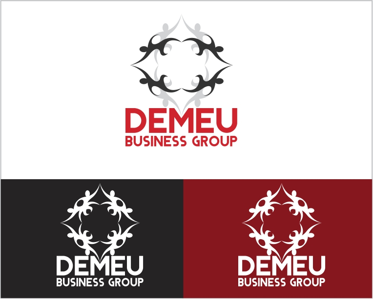 Logo Design by Private User - Entry No. 97 in the Logo Design Contest Captivating Logo Design for DEMEU Business Group.