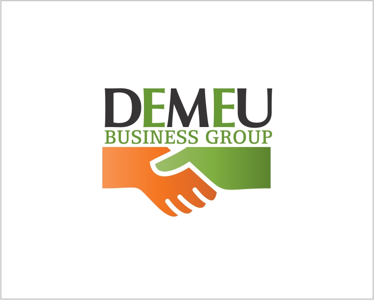 Logo Design by Private User - Entry No. 98 in the Logo Design Contest Captivating Logo Design for DEMEU Business Group.