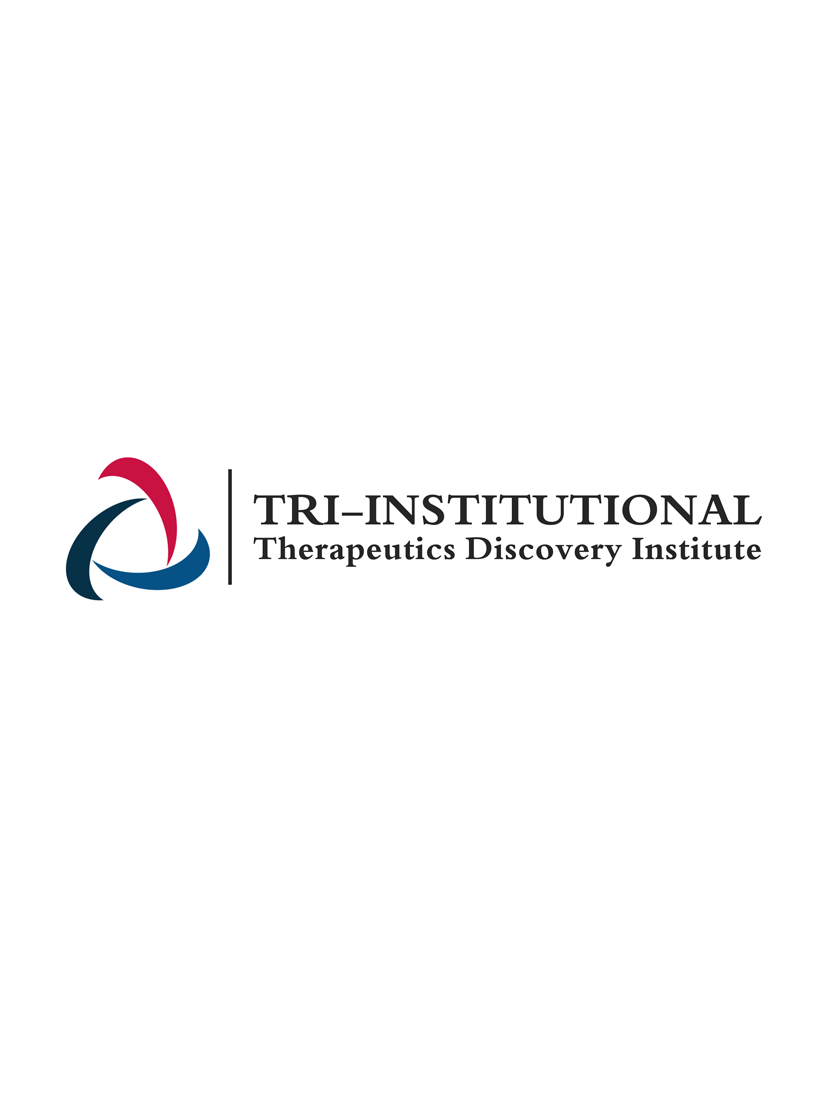 Logo Design by Private User - Entry No. 131 in the Logo Design Contest Inspiring Logo Design for Tri-Institutional Therapeutics Discovery Institute.