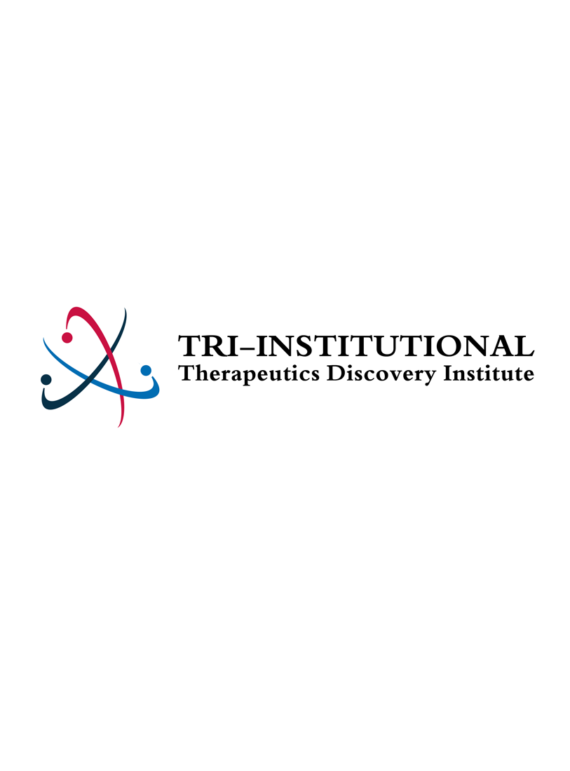 Logo Design by Private User - Entry No. 134 in the Logo Design Contest Inspiring Logo Design for Tri-Institutional Therapeutics Discovery Institute.