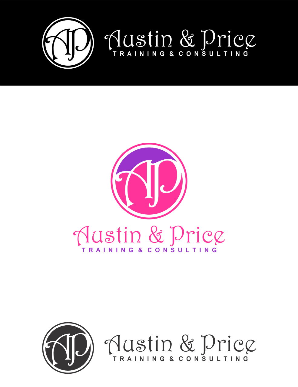 Logo Design by Agus Martoyo - Entry No. 168 in the Logo Design Contest Artistic Logo Design for Austin Price Advisory.