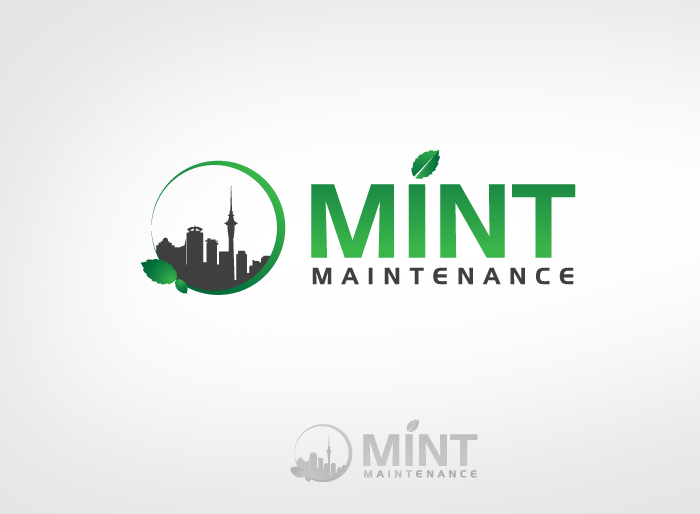 Logo Design by Jan Chua - Entry No. 224 in the Logo Design Contest Creative Logo Design for Mint Maintenance.