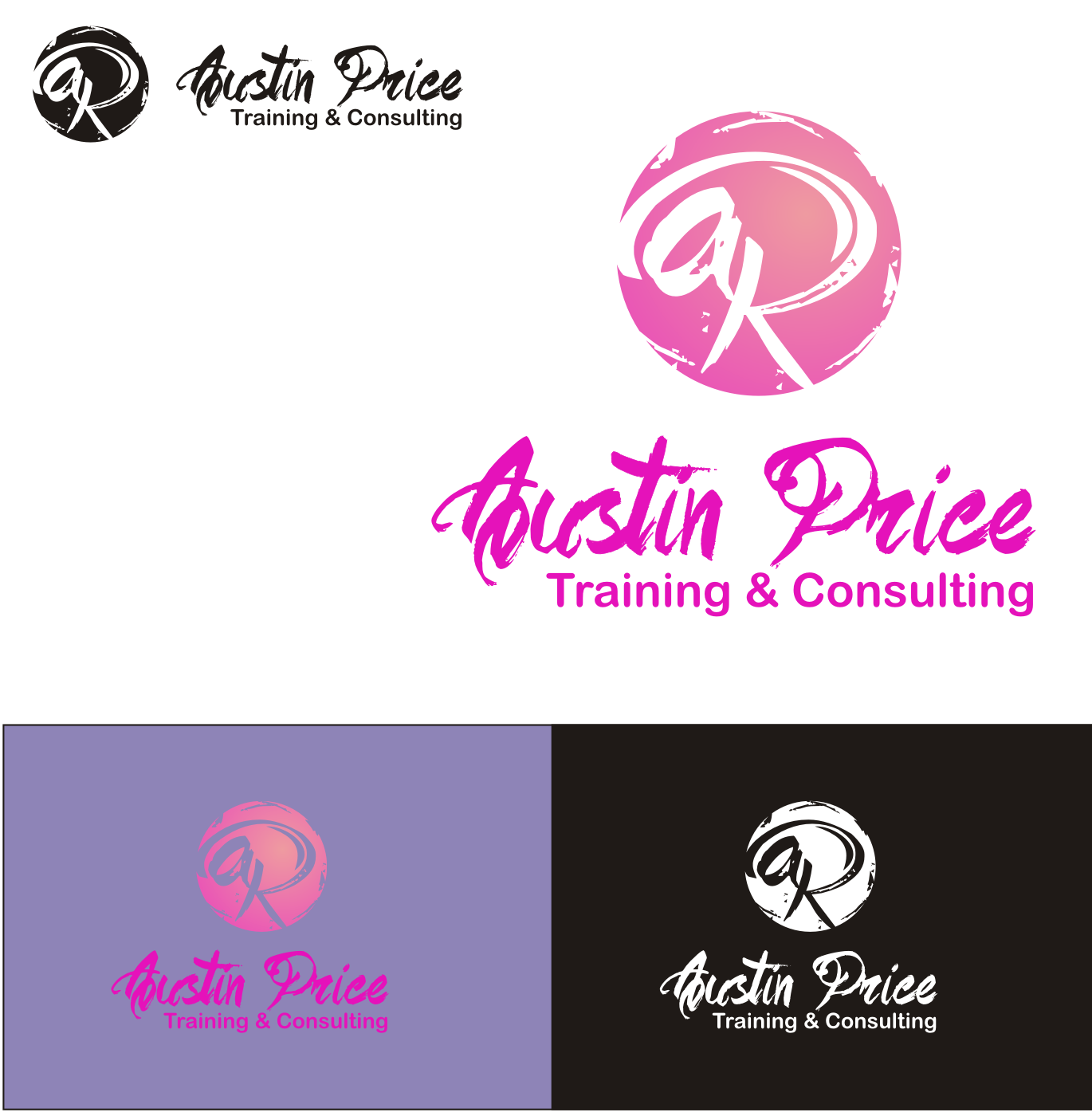 Logo Design by Nthus Nthis - Entry No. 174 in the Logo Design Contest Artistic Logo Design for Austin Price Advisory.