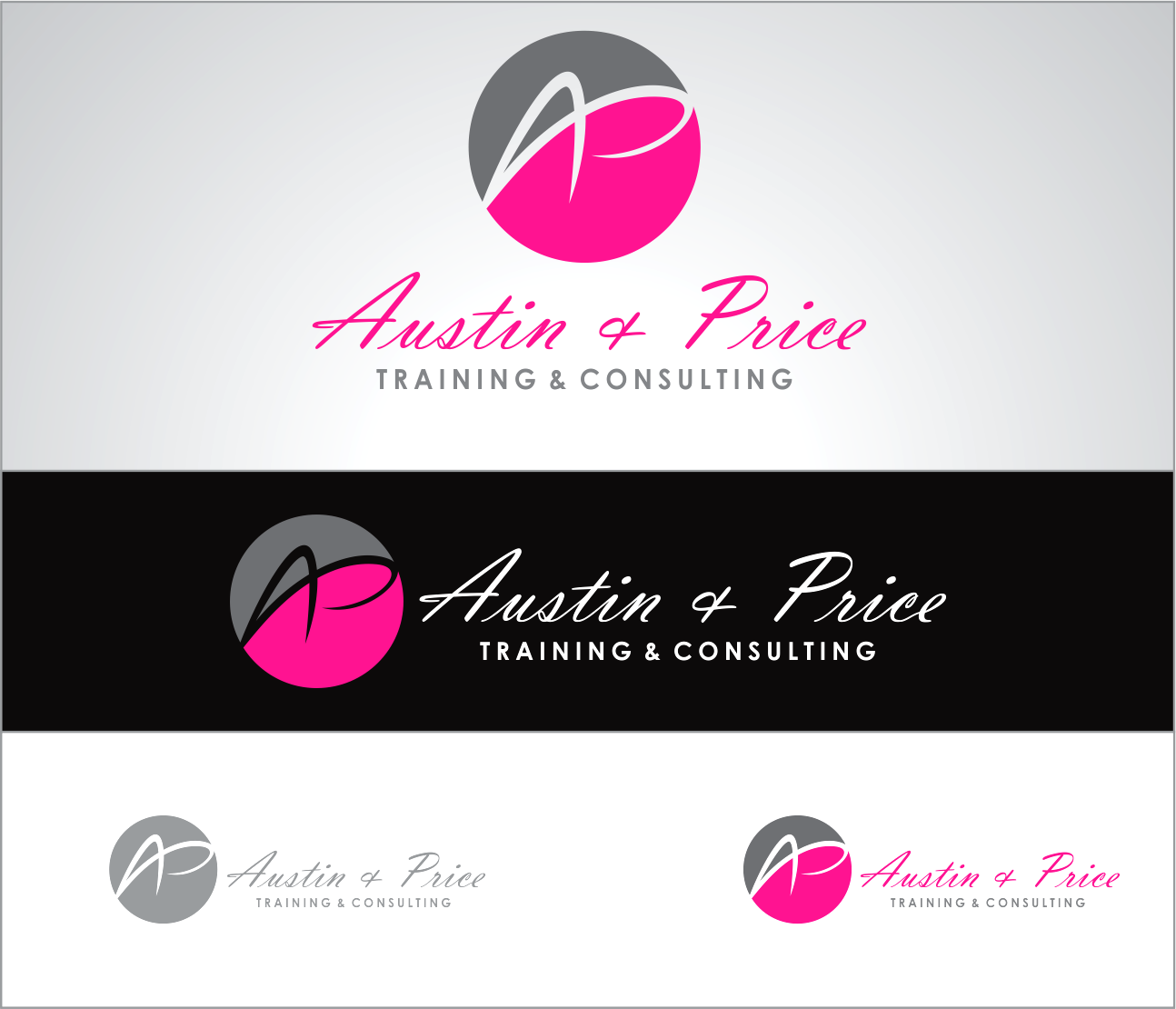 Logo Design by Armada Jamaluddin - Entry No. 179 in the Logo Design Contest Artistic Logo Design for Austin Price Advisory.