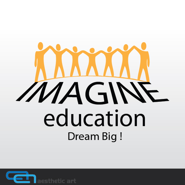 Logo Design by aesthetic-art - Entry No. 25 in the Logo Design Contest Imagine Education.