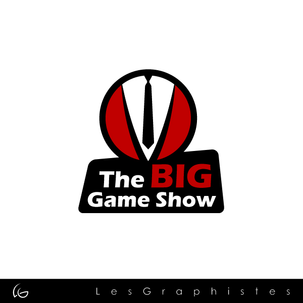Logo Design by Les-Graphistes - Entry No. 63 in the Logo Design Contest The Big Game Show logo.