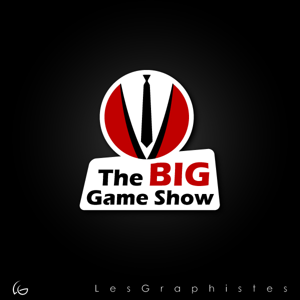 Logo Design by Les-Graphistes - Entry No. 64 in the Logo Design Contest The Big Game Show logo.