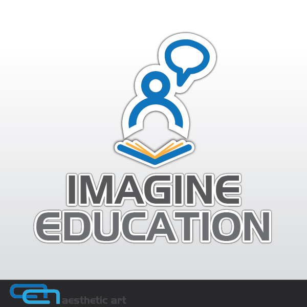 Logo Design by aesthetic-art - Entry No. 26 in the Logo Design Contest Imagine Education.