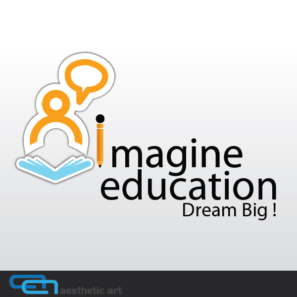 Logo Design by aesthetic-art - Entry No. 27 in the Logo Design Contest Imagine Education.