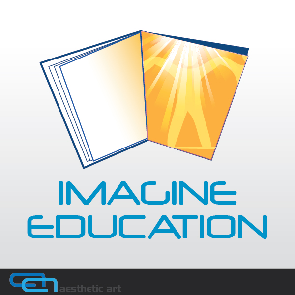 Logo Design by aesthetic-art - Entry No. 28 in the Logo Design Contest Imagine Education.