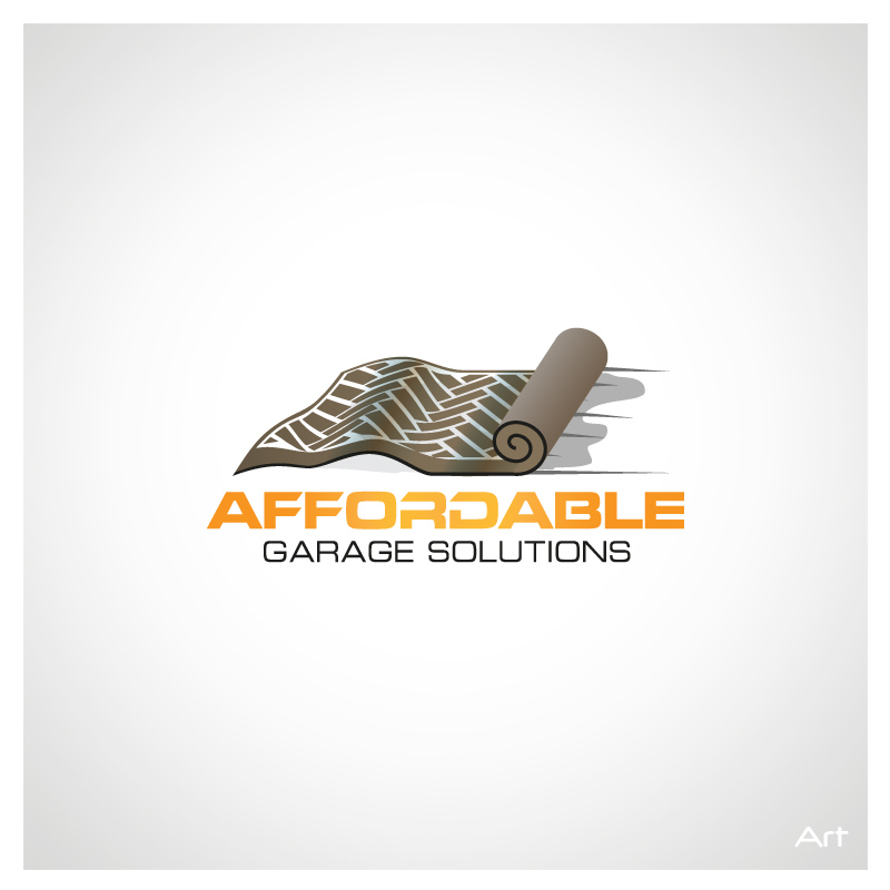 Logo Design by Puspita Wahyuni - Entry No. 3 in the Logo Design Contest Captivating Logo Design for affordable garage solutions.