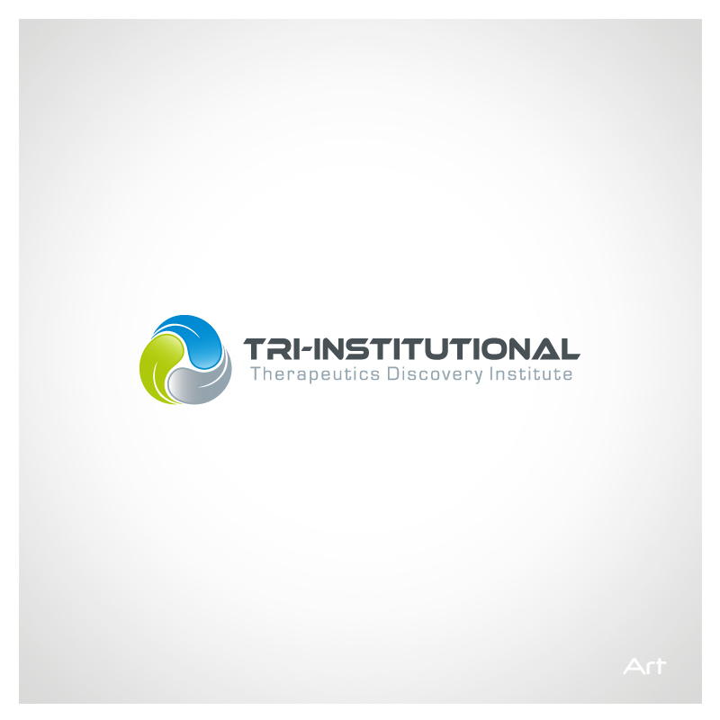 Logo Design by Puspita Wahyuni - Entry No. 149 in the Logo Design Contest Inspiring Logo Design for Tri-Institutional Therapeutics Discovery Institute.