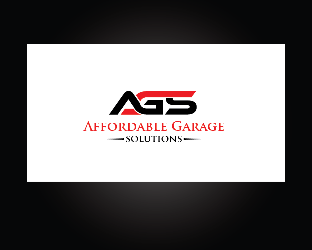 Logo Design by roc - Entry No. 4 in the Logo Design Contest Captivating Logo Design for affordable garage solutions.