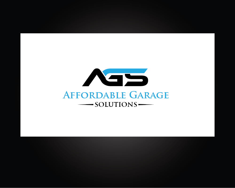 Logo Design by roc - Entry No. 5 in the Logo Design Contest Captivating Logo Design for affordable garage solutions.