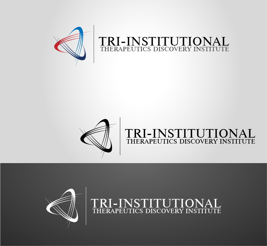 Logo Design by brands_in - Entry No. 153 in the Logo Design Contest Inspiring Logo Design for Tri-Institutional Therapeutics Discovery Institute.