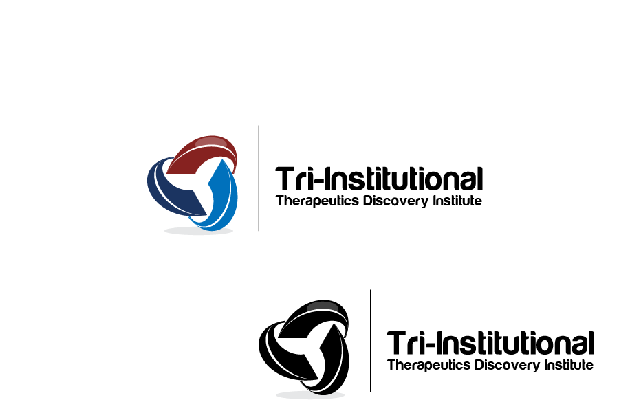Logo Design by Private User - Entry No. 155 in the Logo Design Contest Inspiring Logo Design for Tri-Institutional Therapeutics Discovery Institute.
