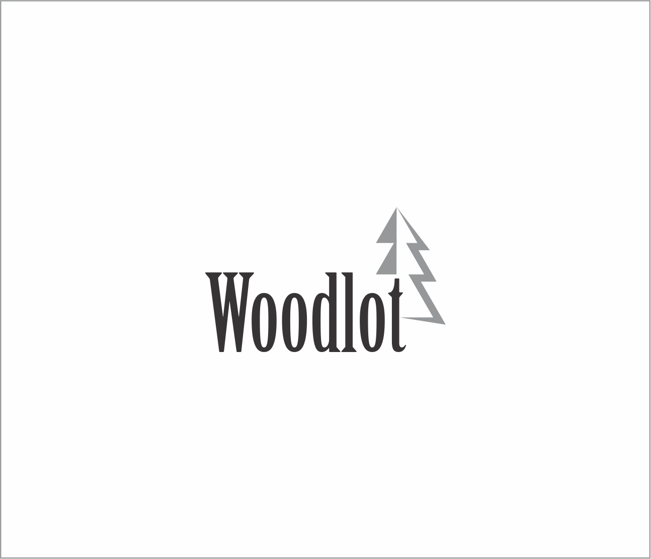 Logo Design by Armada Jamaluddin - Entry No. 41 in the Logo Design Contest Fun Logo Design for woodlot.