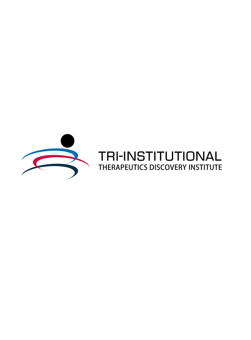 Logo Design by Private User - Entry No. 156 in the Logo Design Contest Inspiring Logo Design for Tri-Institutional Therapeutics Discovery Institute.