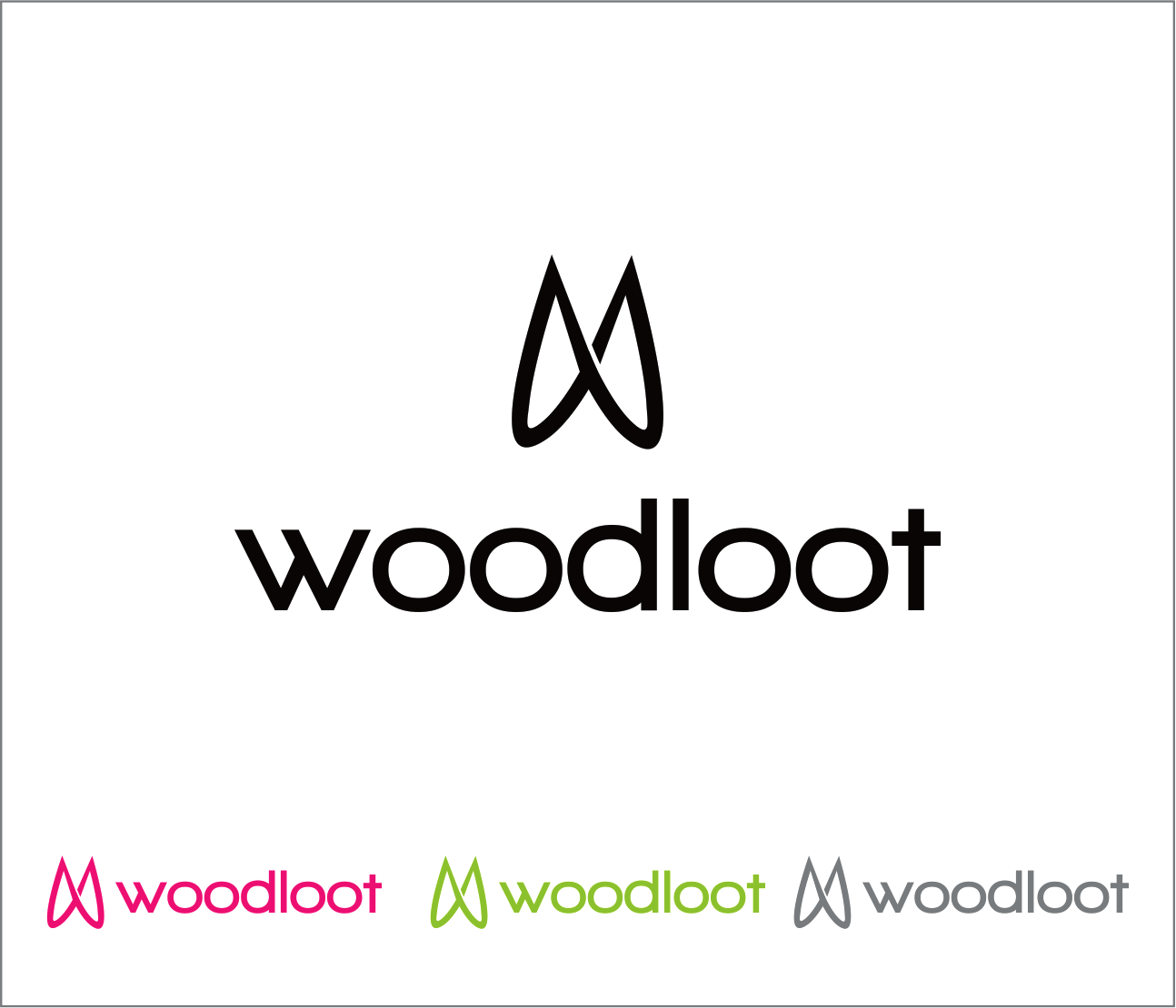 Logo Design by Armada Jamaluddin - Entry No. 43 in the Logo Design Contest Fun Logo Design for woodlot.