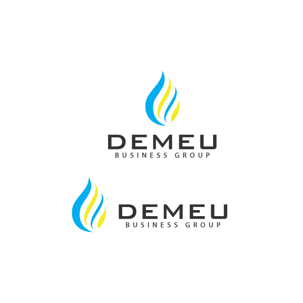 Logo Design by danelav - Entry No. 119 in the Logo Design Contest Captivating Logo Design for DEMEU Business Group.