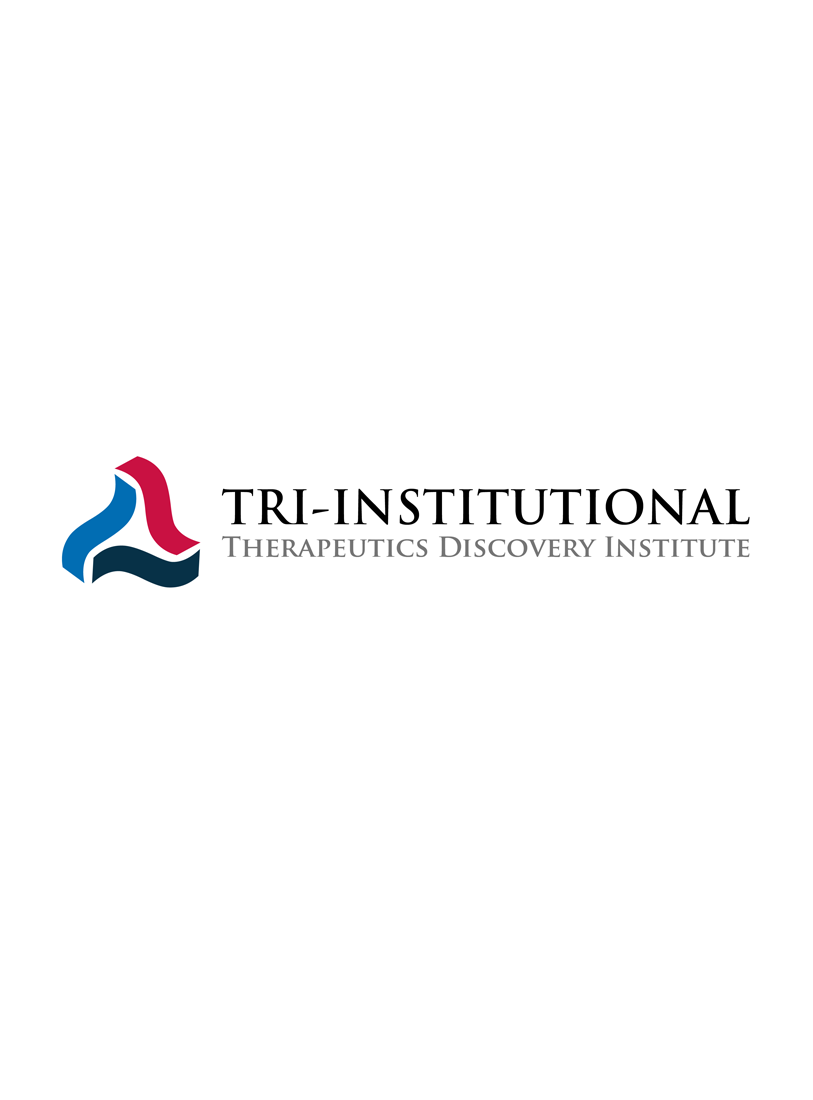 Logo Design by Private User - Entry No. 157 in the Logo Design Contest Inspiring Logo Design for Tri-Institutional Therapeutics Discovery Institute.