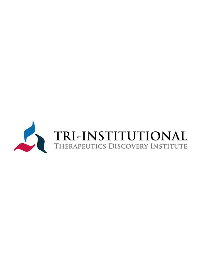 Logo Design by Robert Turla - Entry No. 158 in the Logo Design Contest Inspiring Logo Design for Tri-Institutional Therapeutics Discovery Institute.