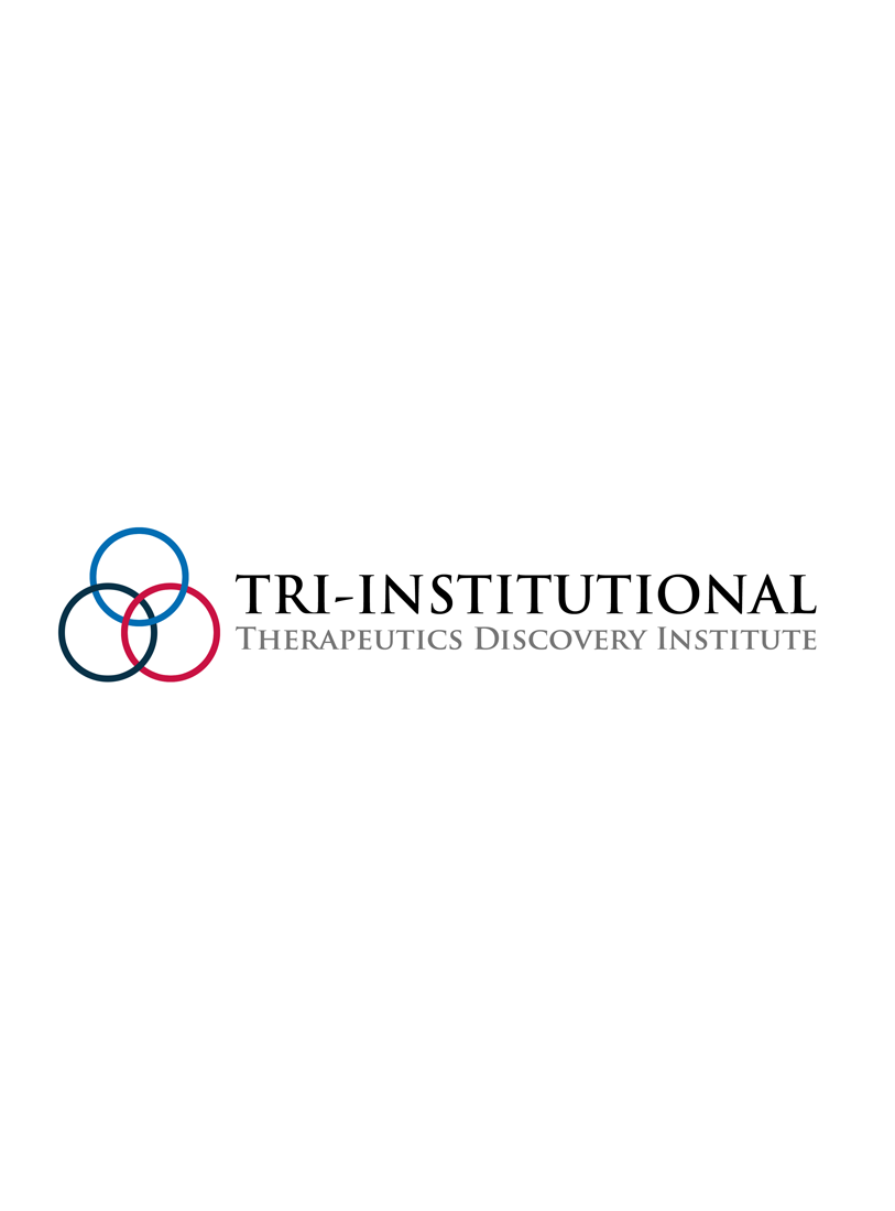 Logo Design by Robert Turla - Entry No. 160 in the Logo Design Contest Inspiring Logo Design for Tri-Institutional Therapeutics Discovery Institute.