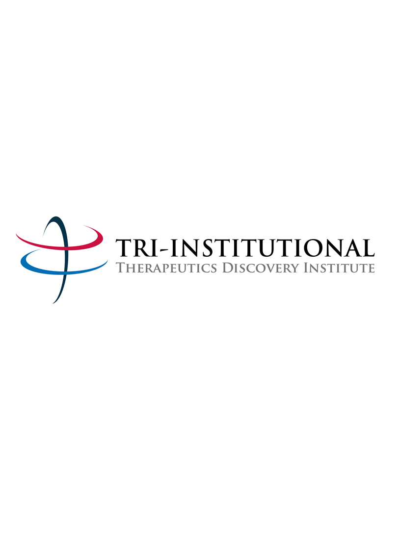 Logo Design by Private User - Entry No. 162 in the Logo Design Contest Inspiring Logo Design for Tri-Institutional Therapeutics Discovery Institute.