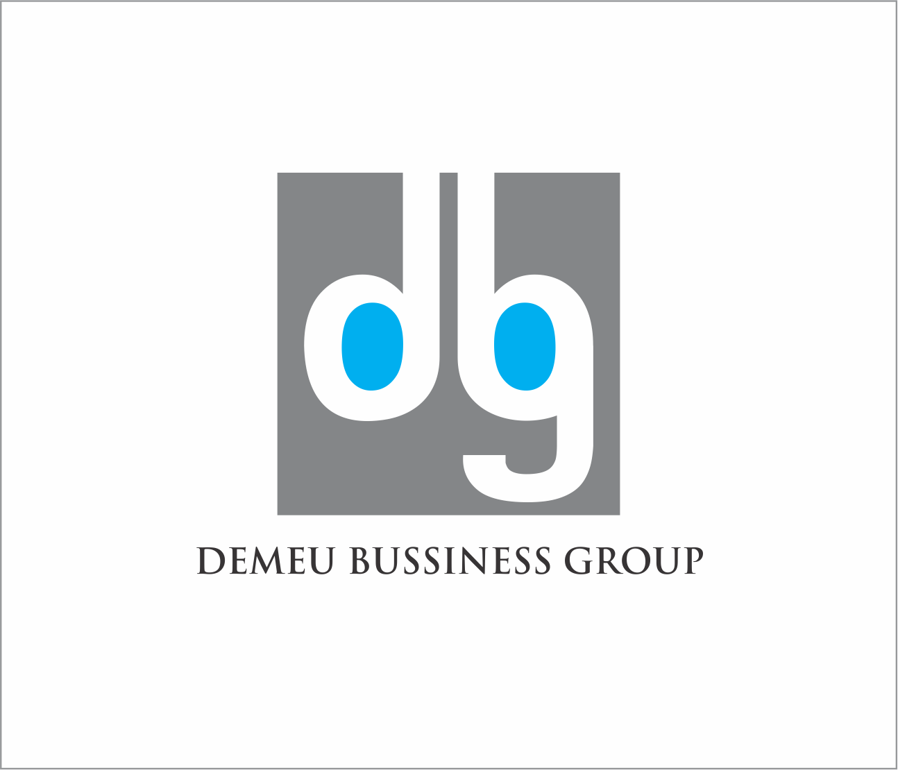 Logo Design by Armada Jamaluddin - Entry No. 120 in the Logo Design Contest Captivating Logo Design for DEMEU Business Group.
