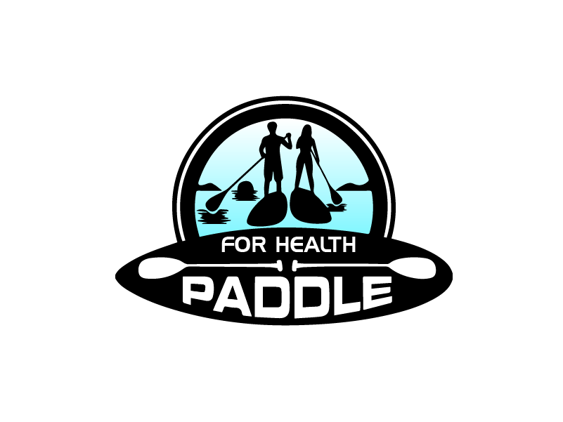 Logo Design by Private User - Entry No. 30 in the Logo Design Contest Creative Logo Design for Paddle for Health.