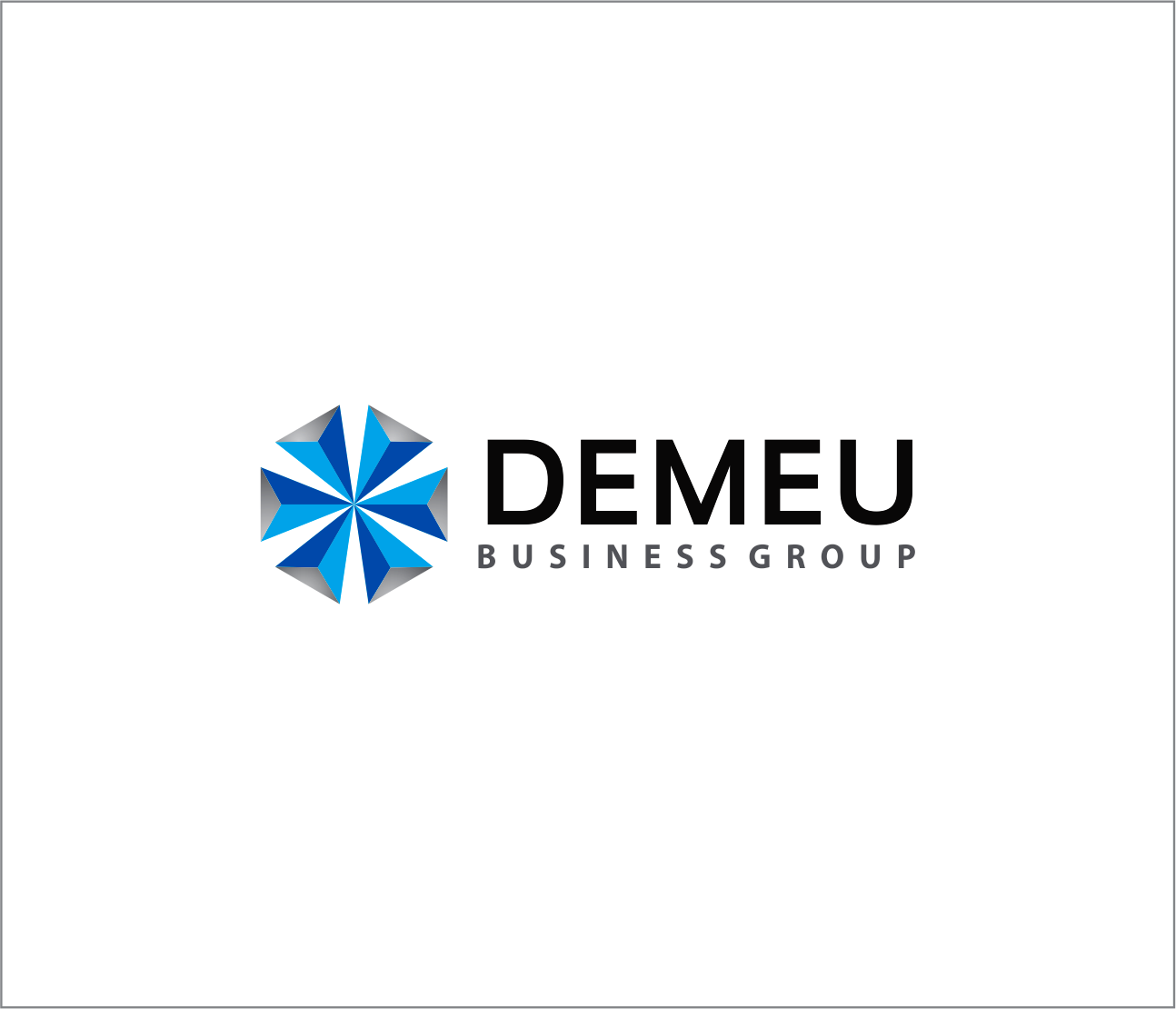 Logo Design by Armada Jamaluddin - Entry No. 122 in the Logo Design Contest Captivating Logo Design for DEMEU Business Group.