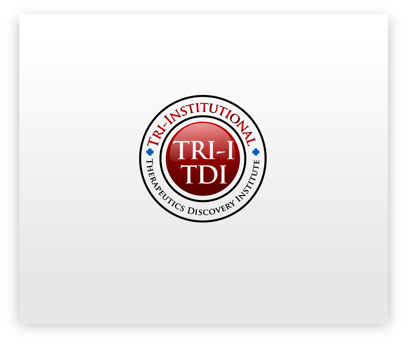 Logo Design by zoiDesign - Entry No. 171 in the Logo Design Contest Inspiring Logo Design for Tri-Institutional Therapeutics Discovery Institute.