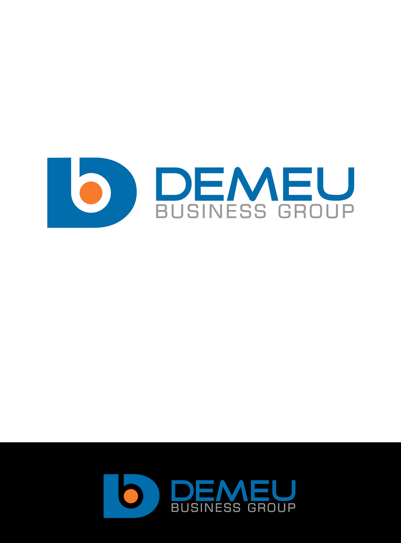 Logo Design by Private User - Entry No. 127 in the Logo Design Contest Captivating Logo Design for DEMEU Business Group.