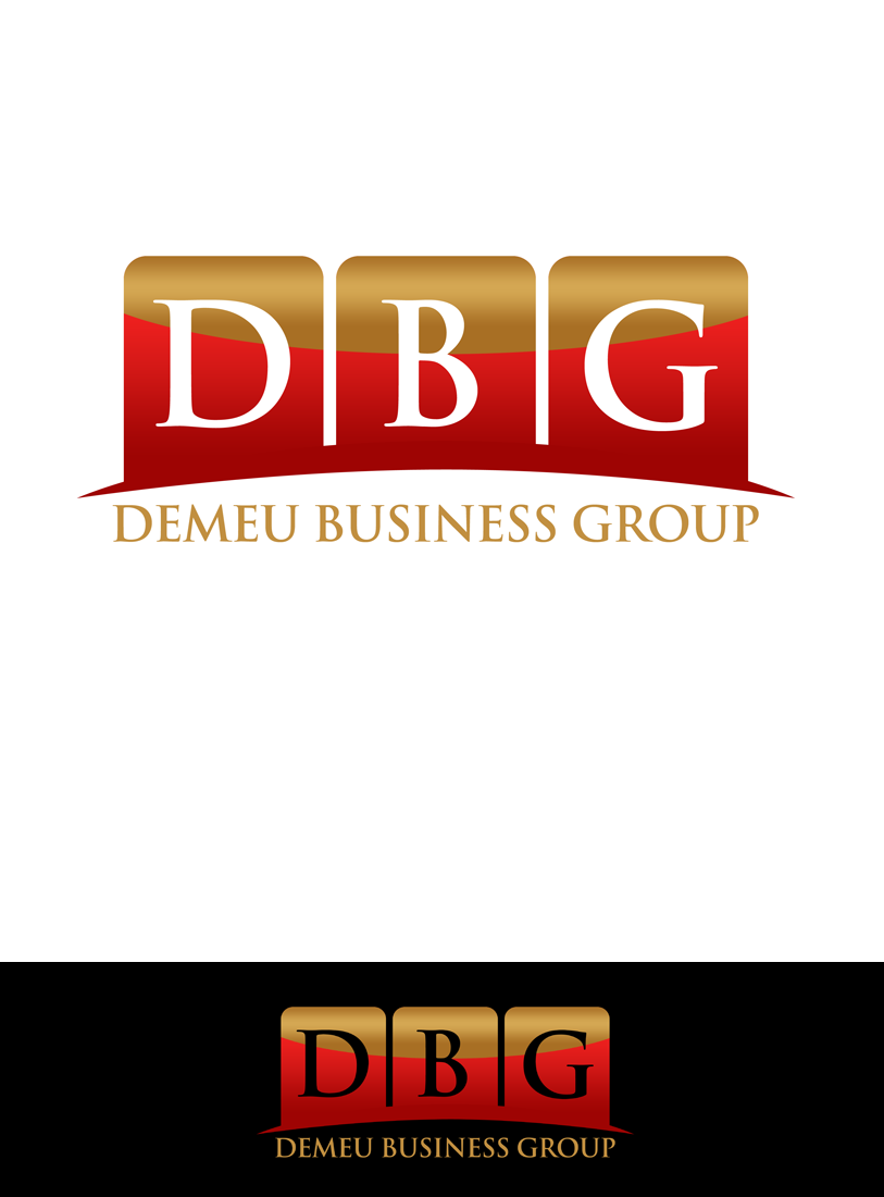 Logo Design by Robert Turla - Entry No. 128 in the Logo Design Contest Captivating Logo Design for DEMEU Business Group.