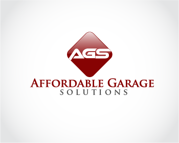 Logo Design by Private User - Entry No. 8 in the Logo Design Contest Captivating Logo Design for affordable garage solutions.