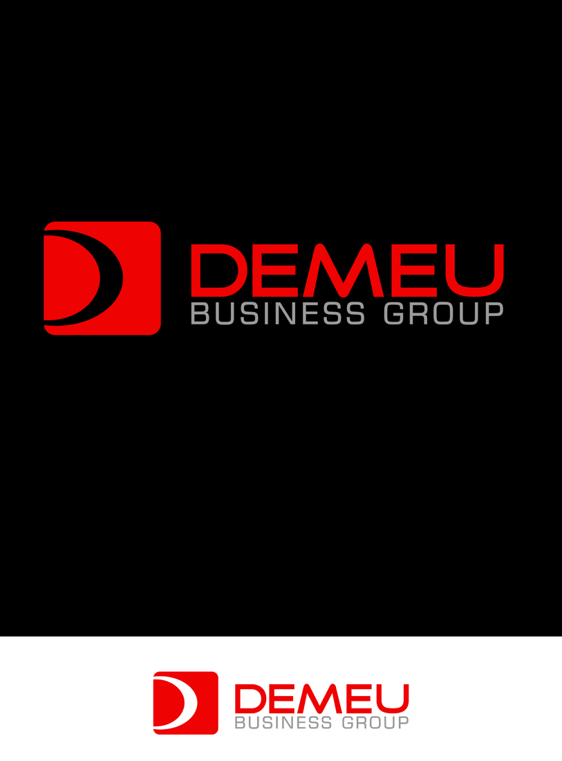 Logo Design by Private User - Entry No. 129 in the Logo Design Contest Captivating Logo Design for DEMEU Business Group.