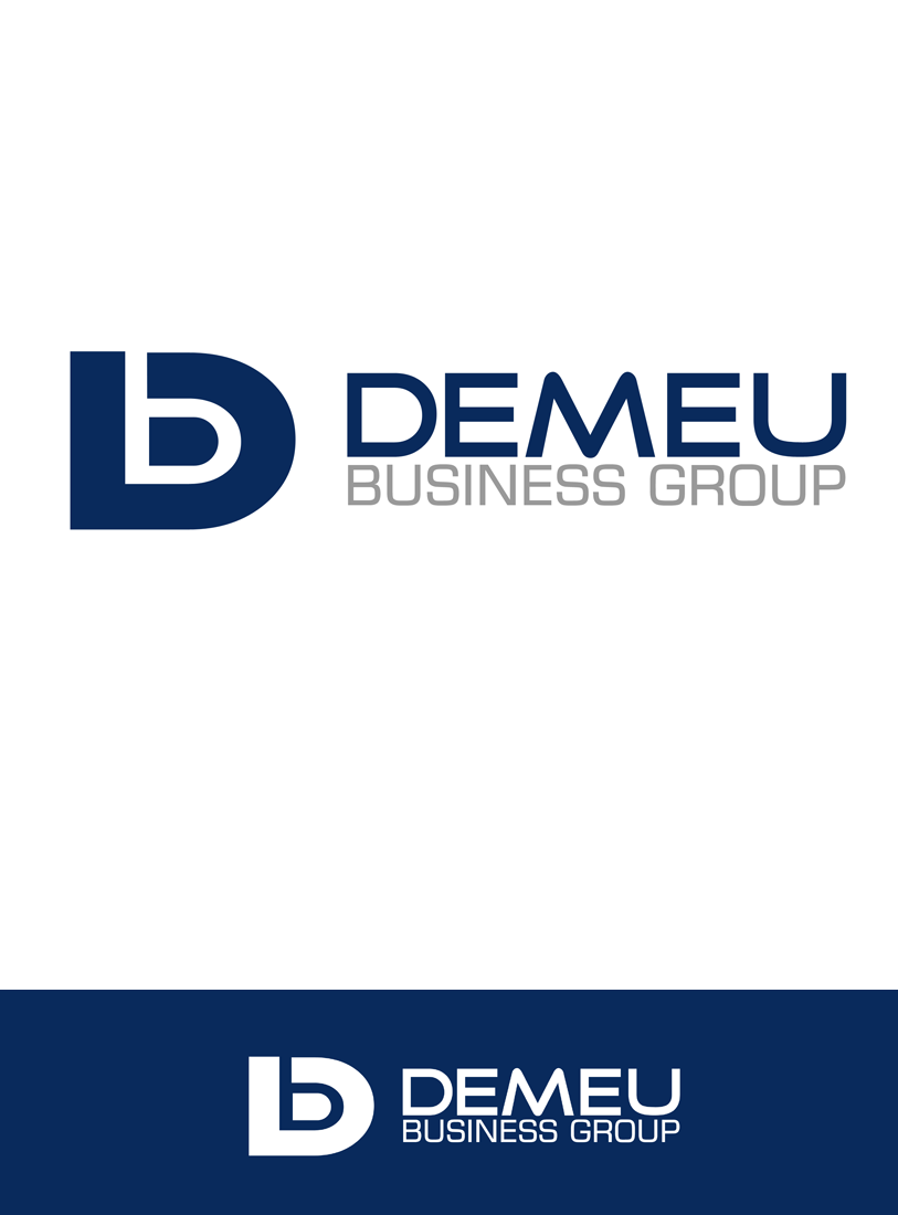 Logo Design by Private User - Entry No. 130 in the Logo Design Contest Captivating Logo Design for DEMEU Business Group.