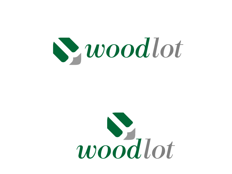 Logo Design by brands_in - Entry No. 46 in the Logo Design Contest Fun Logo Design for woodlot.